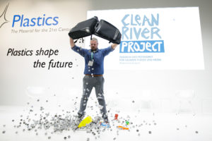 Clean River Project auf der K 2019